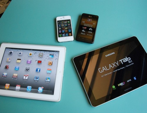 Managing the use of Mobile Devices