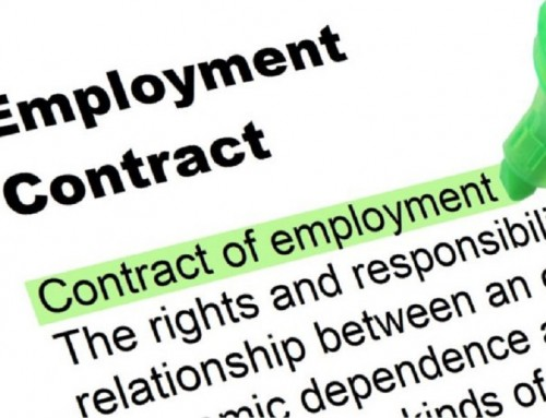 Employment Status -Are you and your workers employed or self employed?