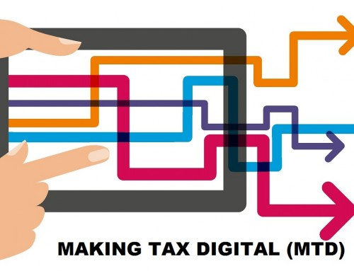 Making Tax Digital (MTD) is steaming ahead